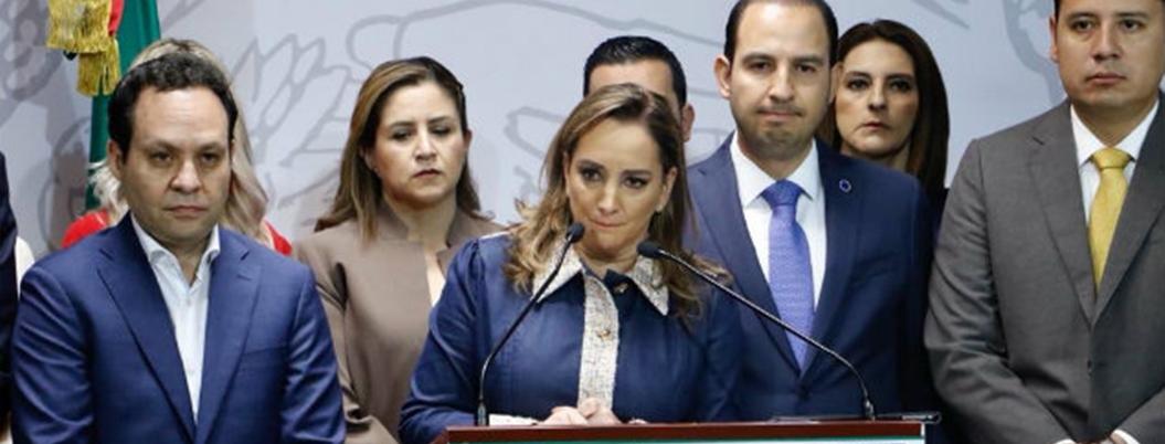 Oposición se alía para echar abajo reforma política de AMLO