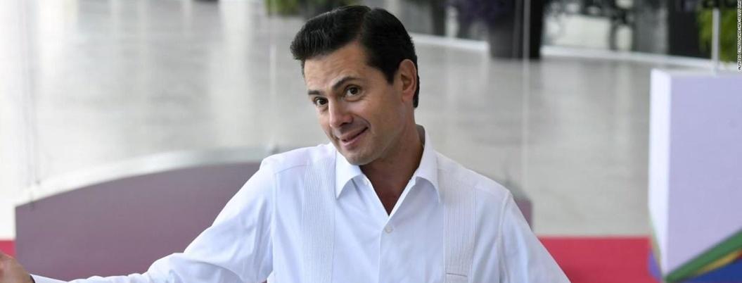 Peña recupera el alma: libra investigación por corrupción