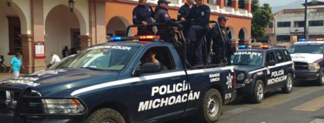 EU emite recomendación de seguridad a empleados que viajen a Michoacán
