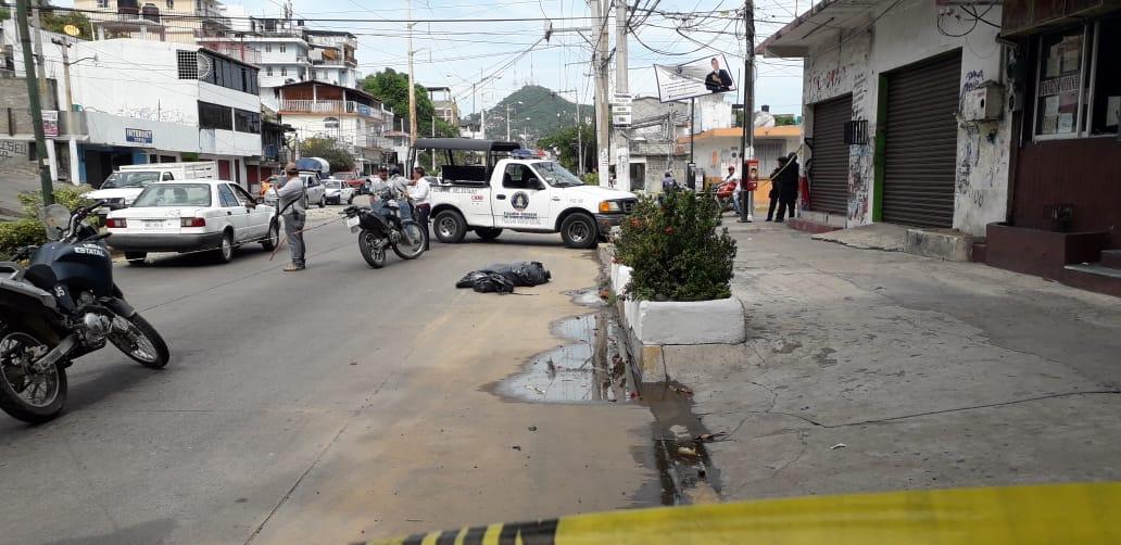 Restos humanos en Acapulco 1