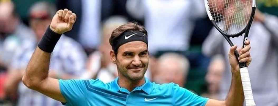 Roger Federer consigue su décima corona del abierto de Halle