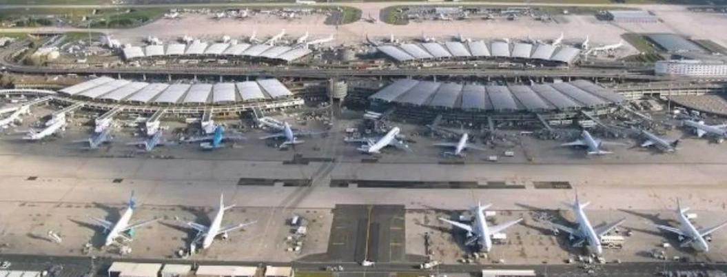 Este es el movimiento que bloquea al aeropuerto de Santa Lucía