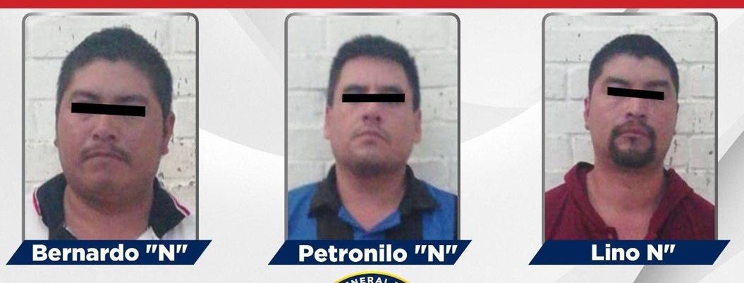 Detienen a tres secuestradores en Tecpan, Guerrero