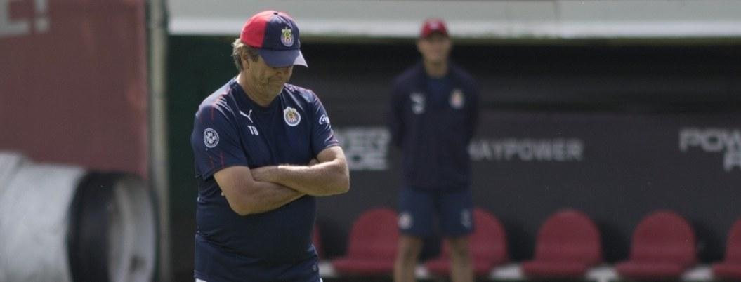 Salida de José Luis Higuera preocupa a Tomás Boy