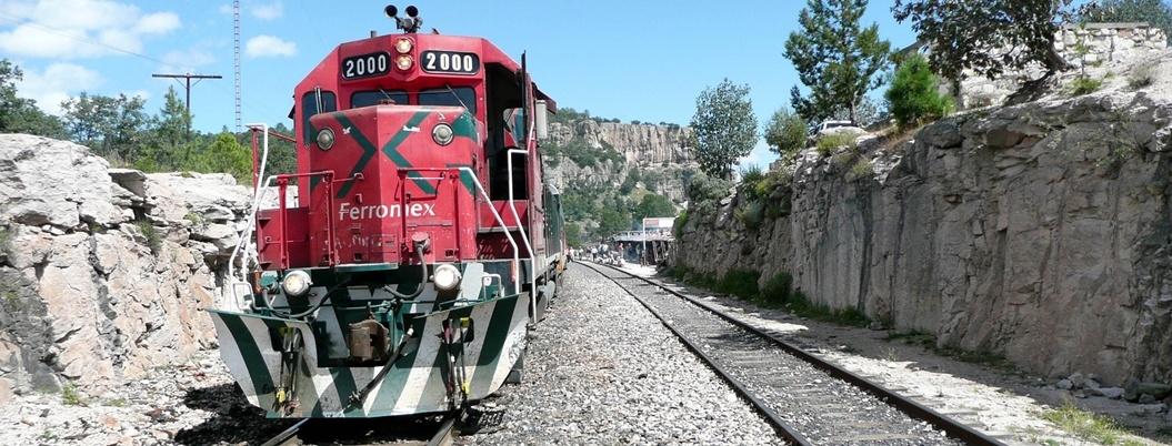 Asaltos y vandalismo a trenes aumenta en México