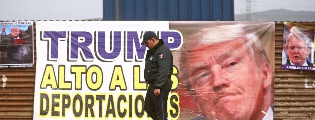 Trump aplaza dos semanas deportación masiva de inmigrantes