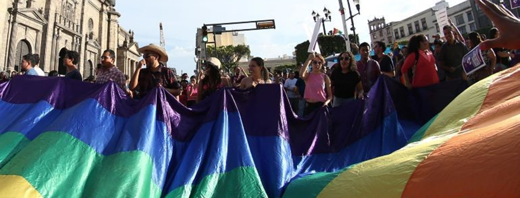 Activistas exigen matrimonio igualitario en Zacatecas