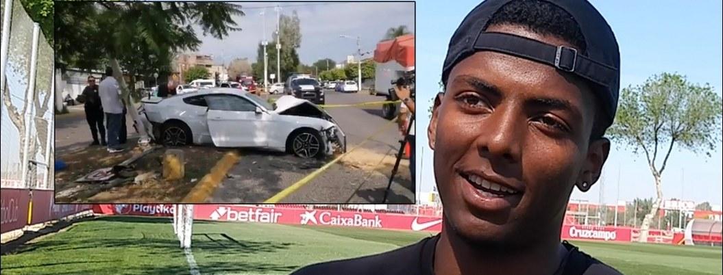 Futbolista mexicano choca en Jalisco; mueren dos personas