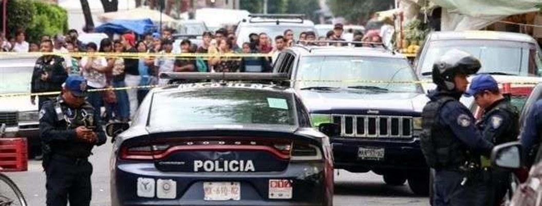 Matan a hombre en la CDMX; lesionan a su esposa e hija