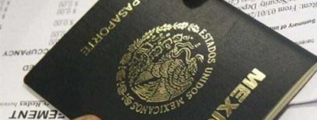 Alertan por página fraudulenta que tramita pasaportes falsos