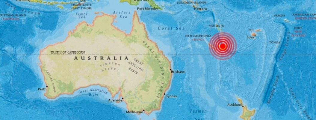 Sismo de 7.3 grados Richter sacude Indonesia