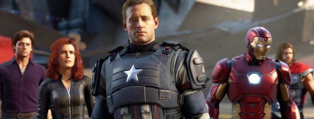 Square Enix presenta su videojuego más esperado Marvel´s Avengers