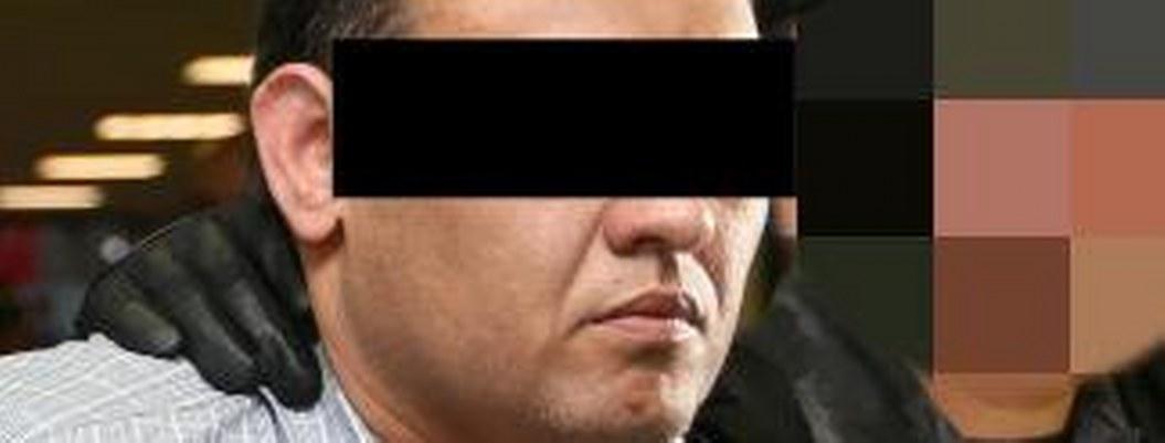 Sentencian a 18 años de cárcel al 'El Z-42'; fue detenido en 2015