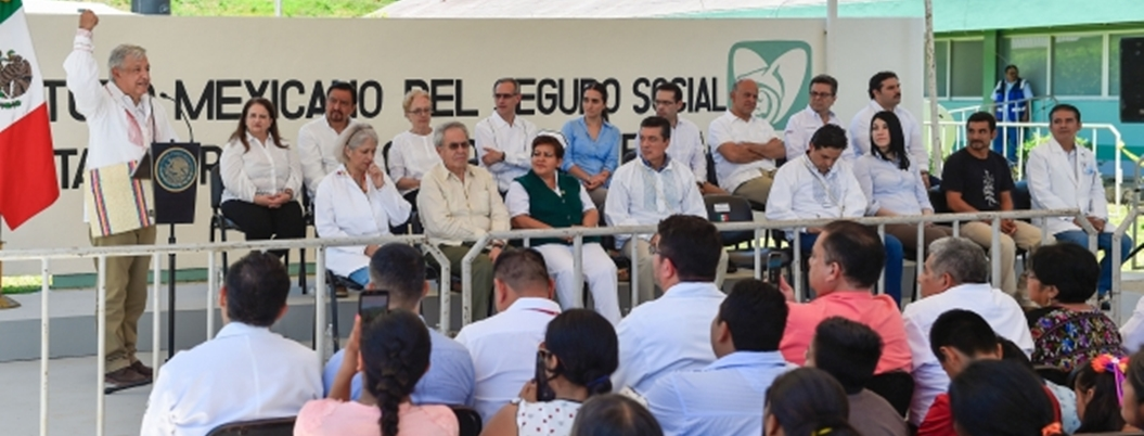 """""""¡Basta ya de divisiones!"""", pide AMLO al EZLN"""