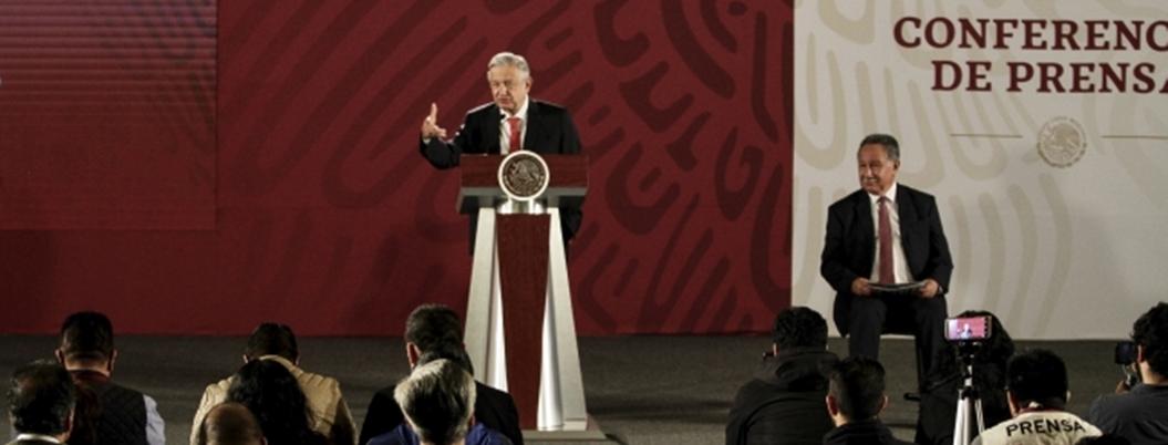 """AMLO defiende """"ley garrote"""" en Tabasco: """"va contra extorsionadores"""""""