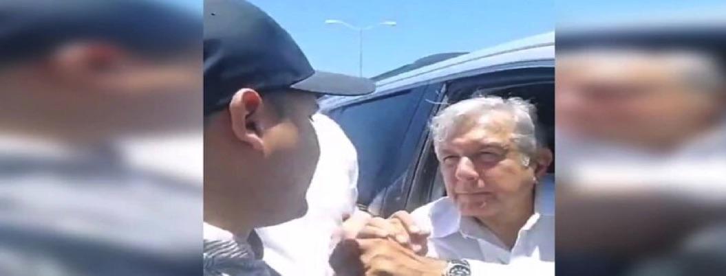 Amenazado de muerte pidió ayuda a AMLO, días después lo desaparecen