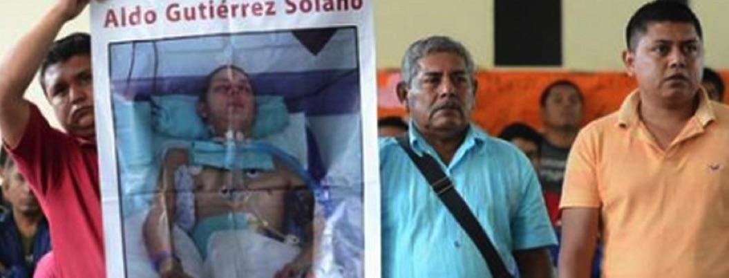 Normalista sobreviviente de ataque a los 43 recibe visita de CIDH