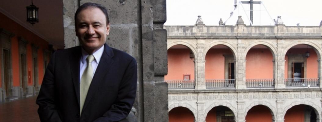Alfonso Durazo, el centinela de Obrador para disminuir la violencia
