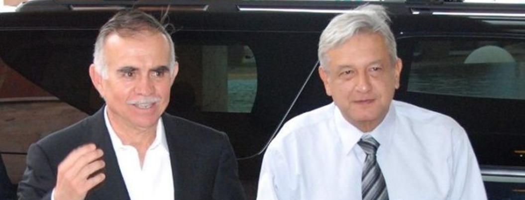 Obrador defiende a Romo por posible conflicto de interés