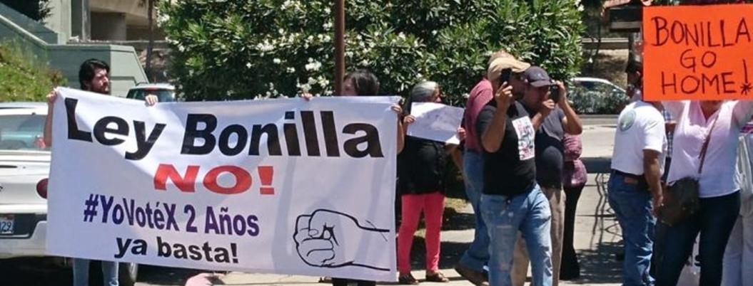 CNDH trabaja hasta en vacaciones: va contra extensión de mandato en BC