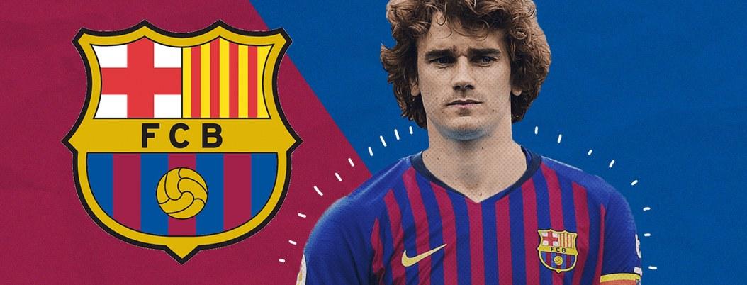 Barcelona anuncia el fichaje del delantero Antoine Griezmann