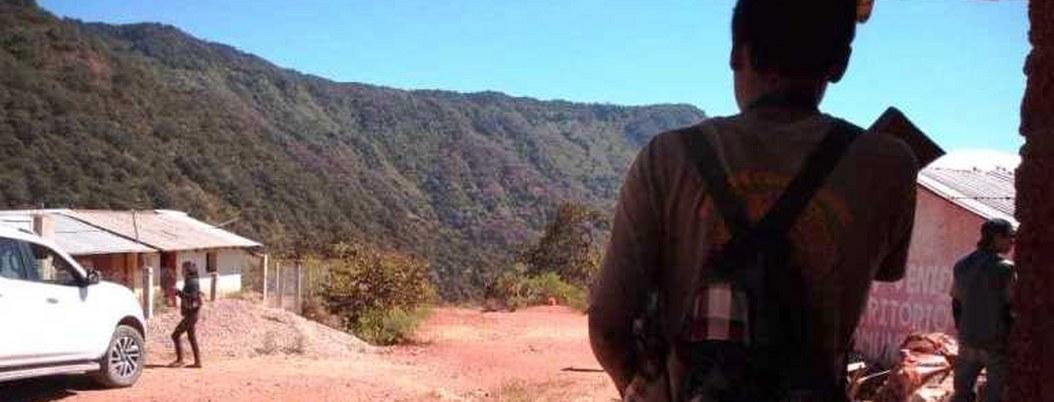 Atacan y sitian poblado de Tula en Chilapa: alerta la CRAC-PF