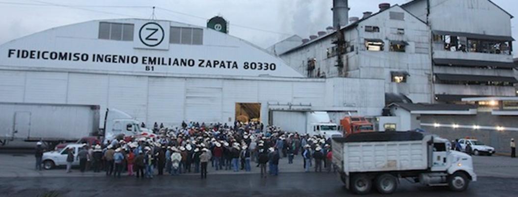 Productores de caña exigen su pago final en Morelos
