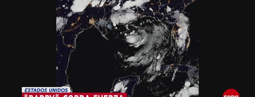 """Tormenta """"Barry"""" toma fuerza en su camino a Luisiana"""