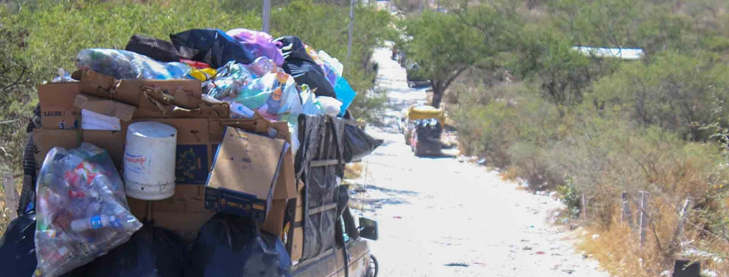 Chilpancingo produce 16 toneladas de basura cada hora