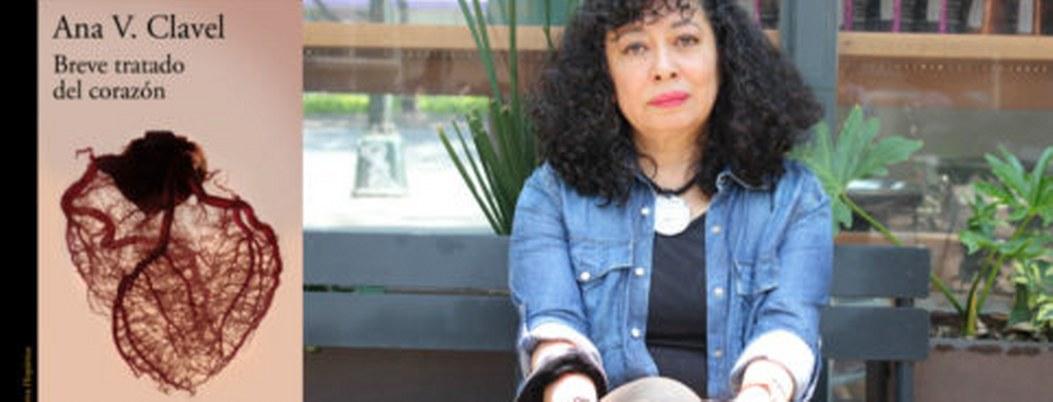 Breve tratado del corazón, la nueva novela multimedia de Ana Clavel