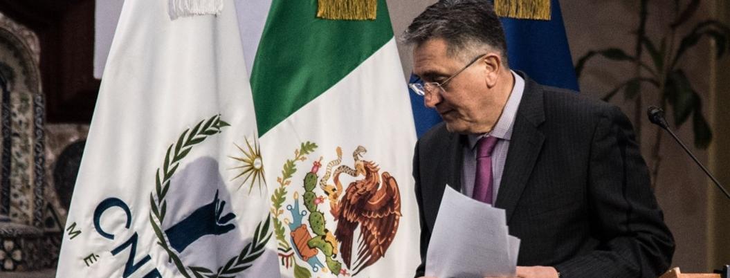 CNDH pide amor y paz a Andrés Manuel tras acusaciones