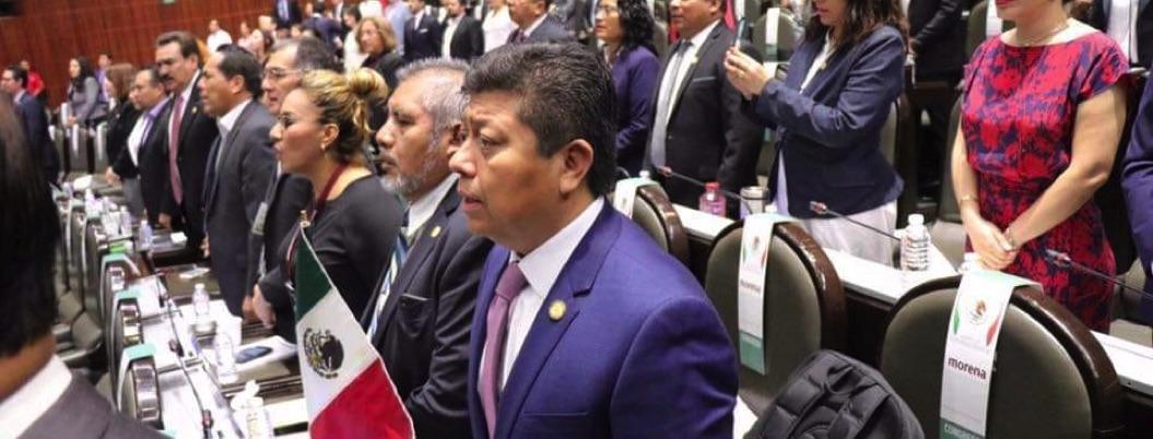"""Cayetano García va por """"refundación"""" de la Fiscalía de Guerrero"""