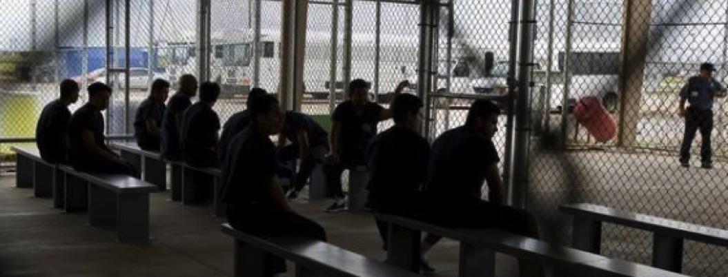 Hay 4 mil mexicanos en centros de detención en EU, informa SRE