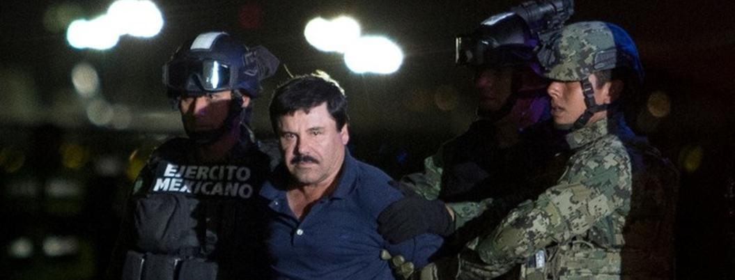 Chapo Guzmán sigue buscando cómo regresar a México