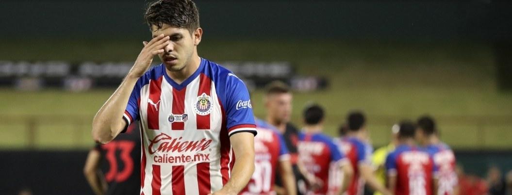 Chivas empata en tiempo regular, pero cae en penales ante Atlético