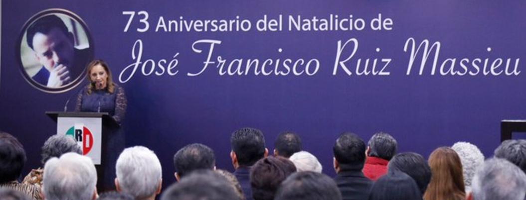 """Ruiz Massieu defiende política migratoria de AMLO: """"EU es complicado"""""""
