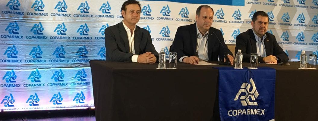 """Coparmex mantiene ofensiva contra AMLO: """"hay incertidumbre"""""""