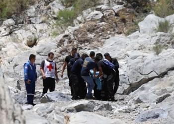 Cuerpos arrastrados Coahuila