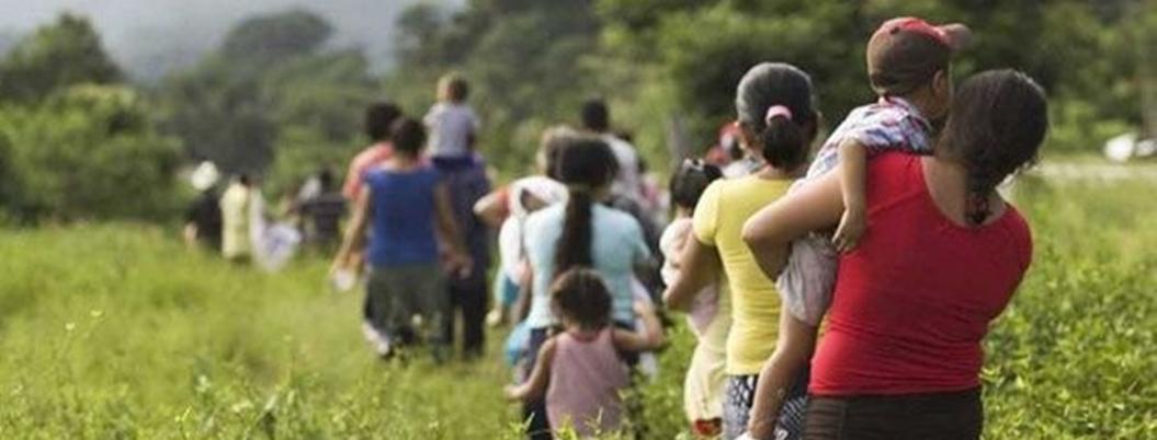 Criminales han desplazado a 380 mil mexicanos en una década