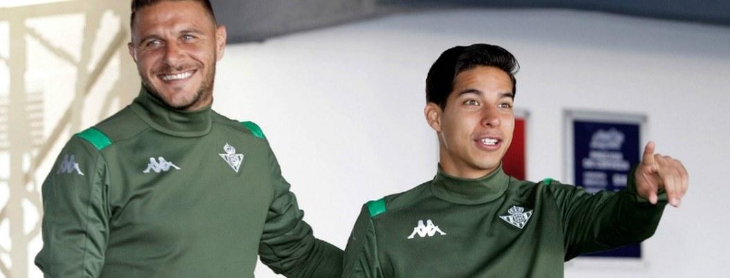 Diego Lainez aspira disputar los Juegos Olímpicos Tokio 2020