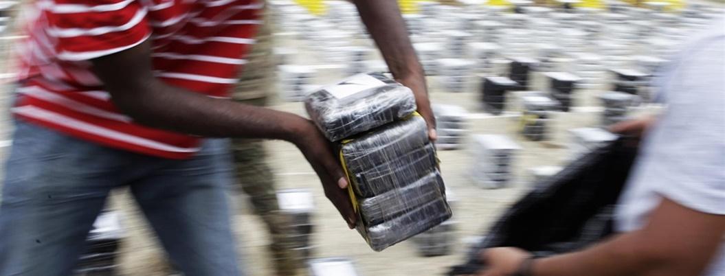 Cárteles de drogas mexicanos hacen de las suyas en Colombia