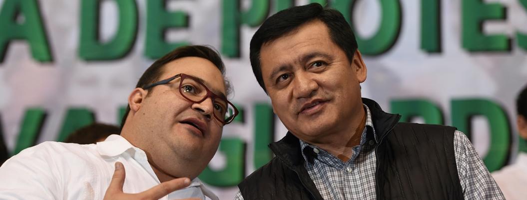 """Duarte se lanza contra sus amigos: """"Chong y Yunes me quieren matar"""""""