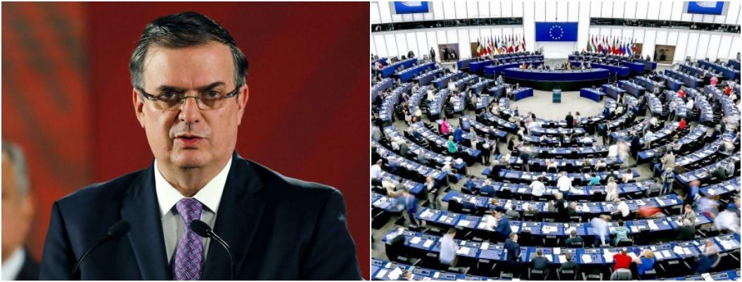 Coincidimos en enfoque integral a migración, responde SRE a UE