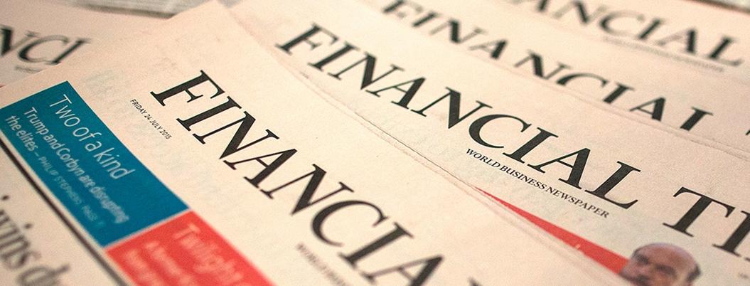 """Financial Times da jalón de orejas a AMLO: """"acepta realidad económica"""""""