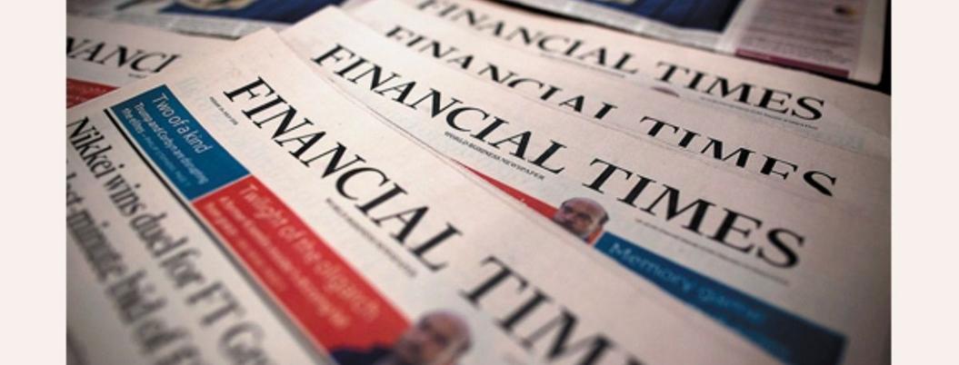 """Financial Times se mete conmigo, pero no contra corrupción"": Obrador"