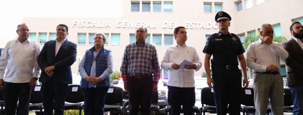 Fiscalía detuvo al titular de SSP de Chilpancingo por rapto de mando