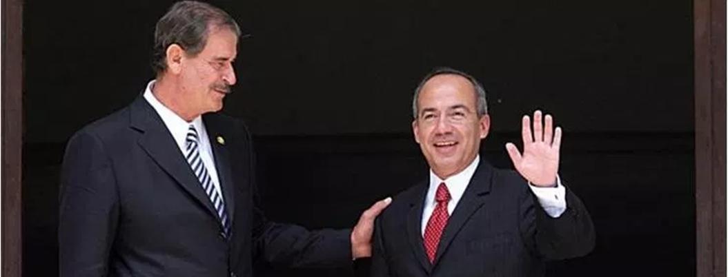 """Vicente Fox delira: """"sólo el PAN gobernó bien a México"""""""