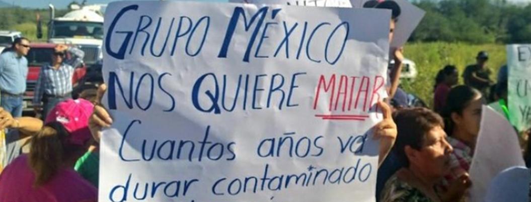 """""""Debe investigarse pasado ecocida de Grupo México"""", plantea biólogo"""