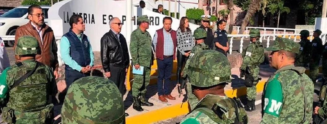 Guardia Nacional vigilará los 10 municipios más violentos de Guerrero