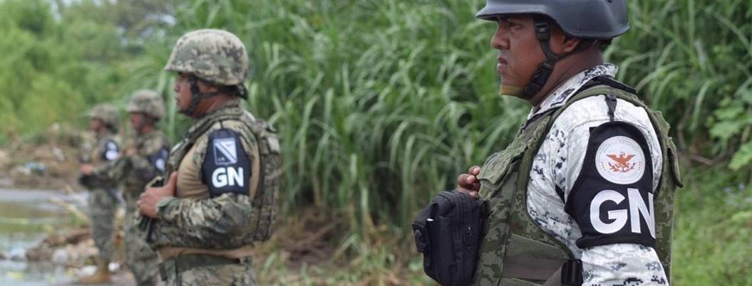 Trump felicita a AMLO por militarización de fronteras